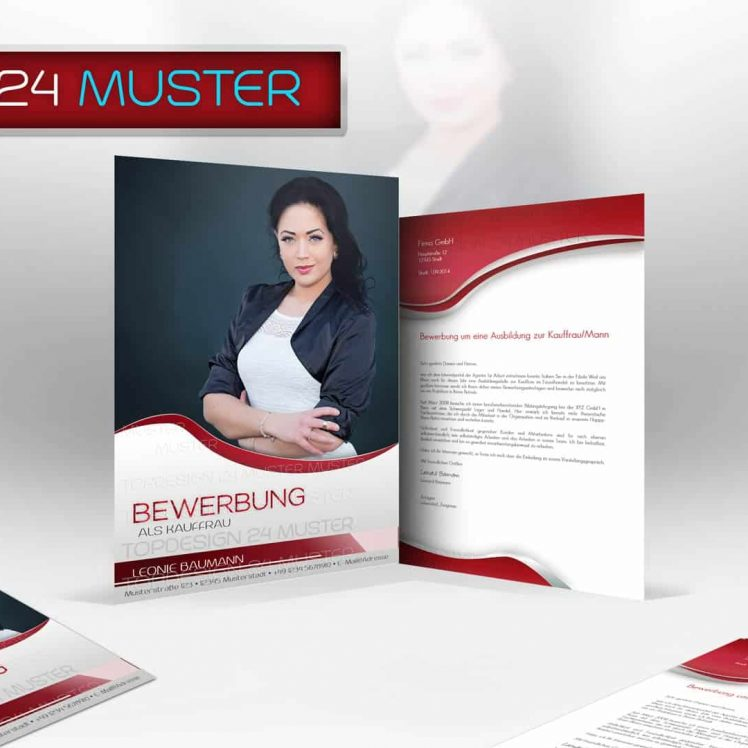 TopDesign24-Muster-Bewerbung