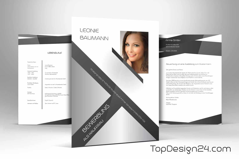 bewerbung design vorlage - Bewerbung Grafikdesign