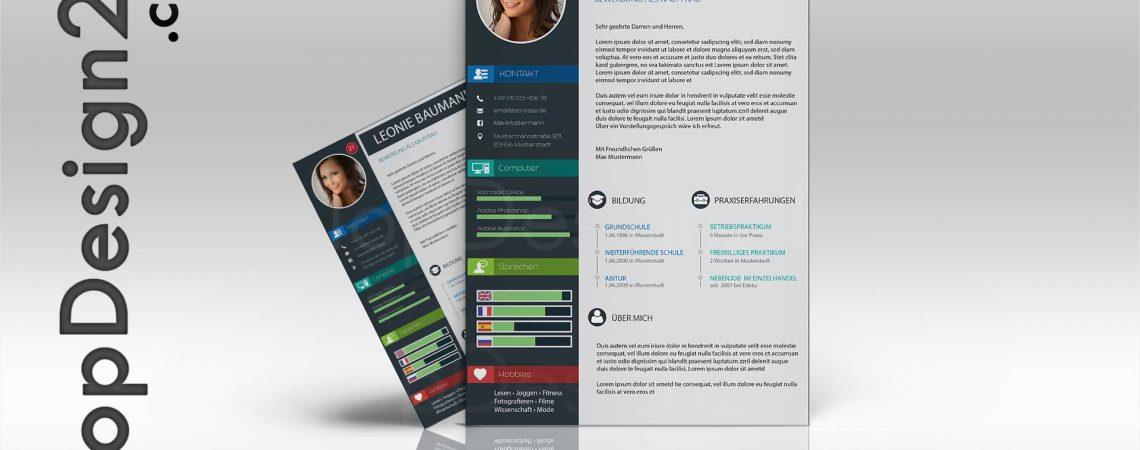 Design Bewerbung Kreativ 2015