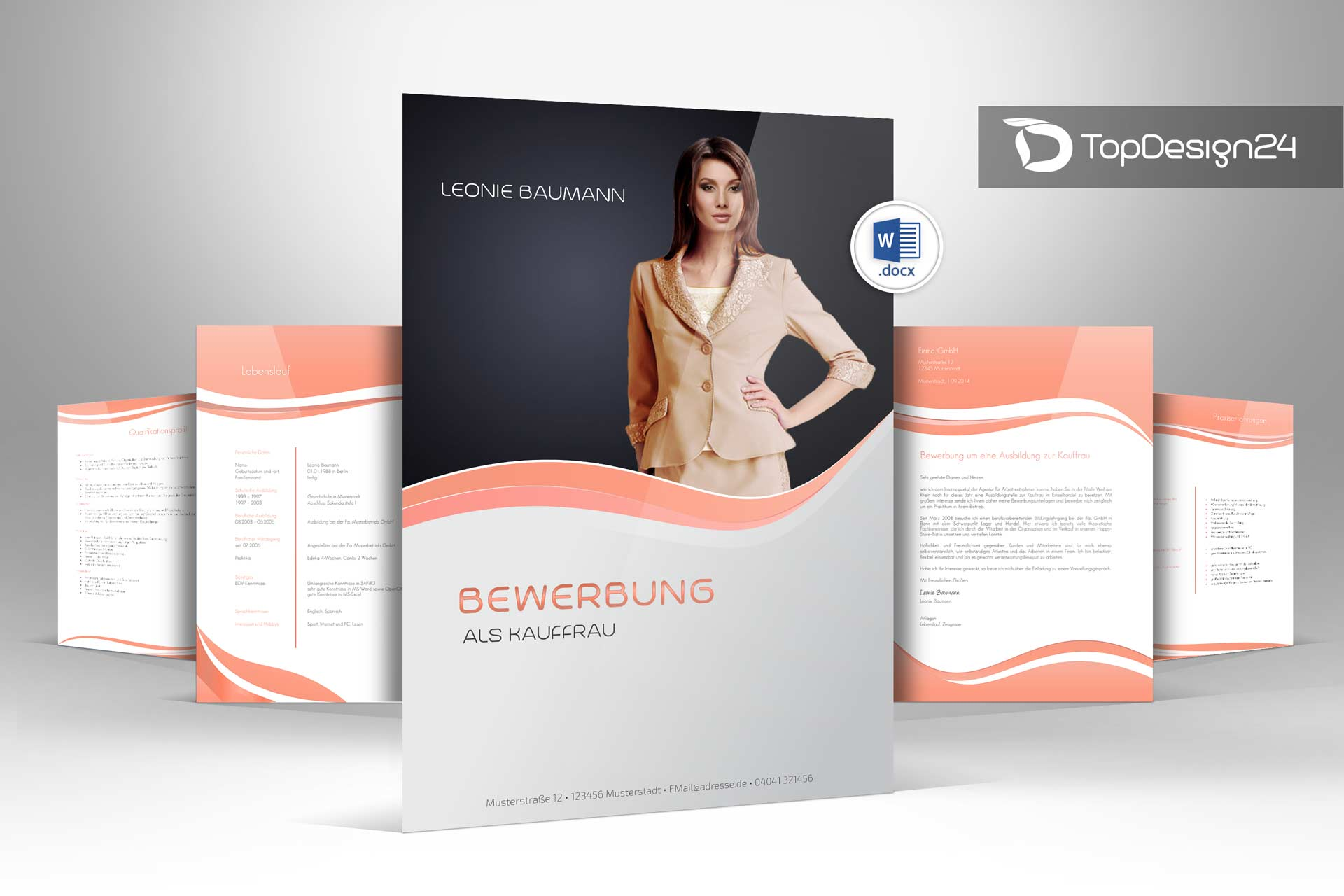 bewerbung muster download - Bewerbung Muster Download