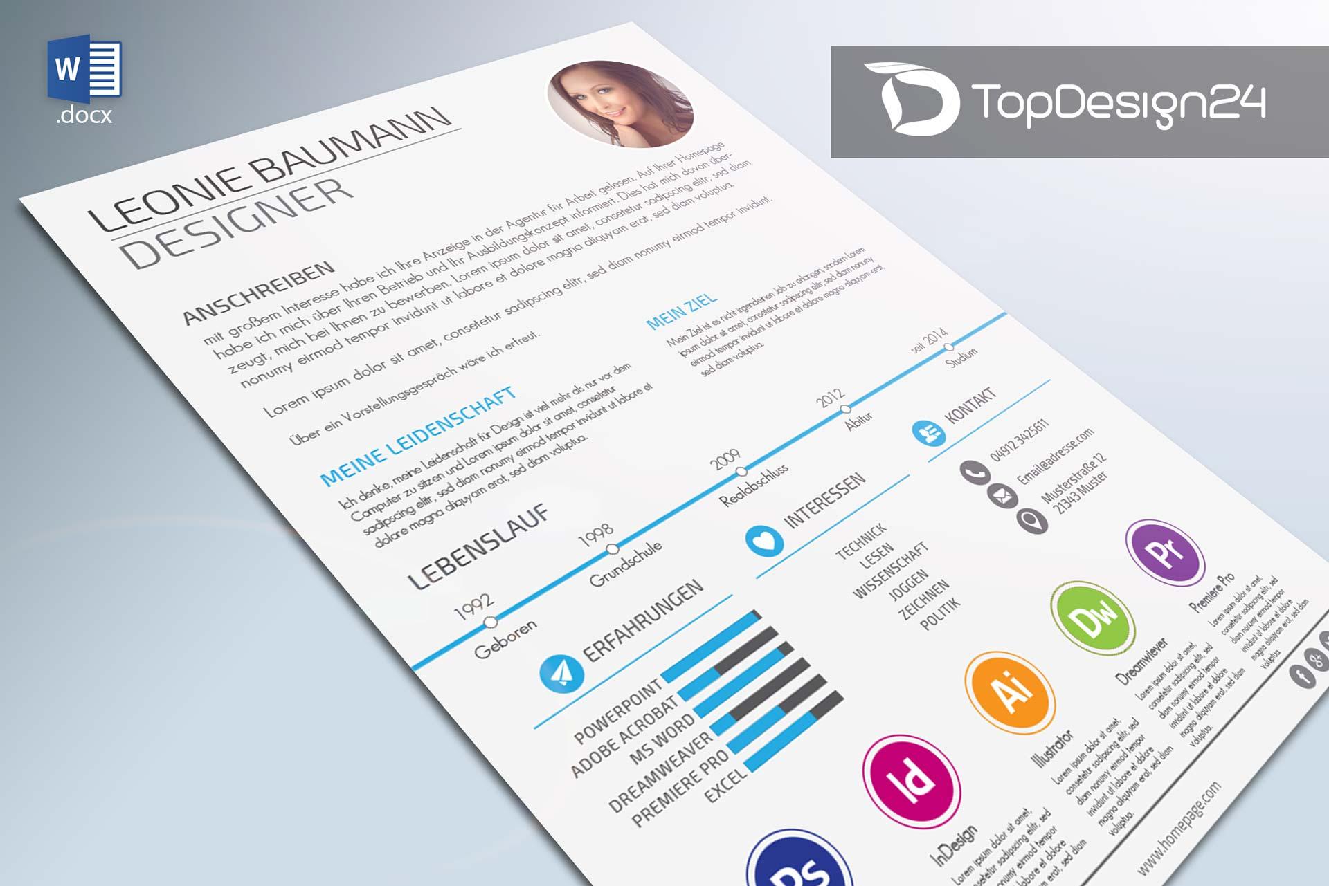 Email Bewerbung Muster Topdesign24 Bewerbungsvorlagen