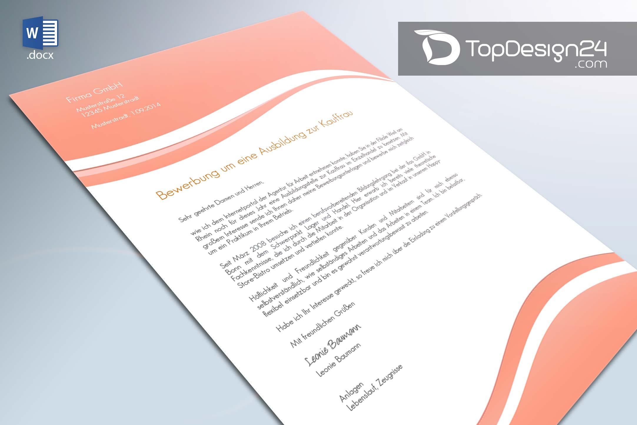 Bewerbung Als Küchenhilfe Topdesign24