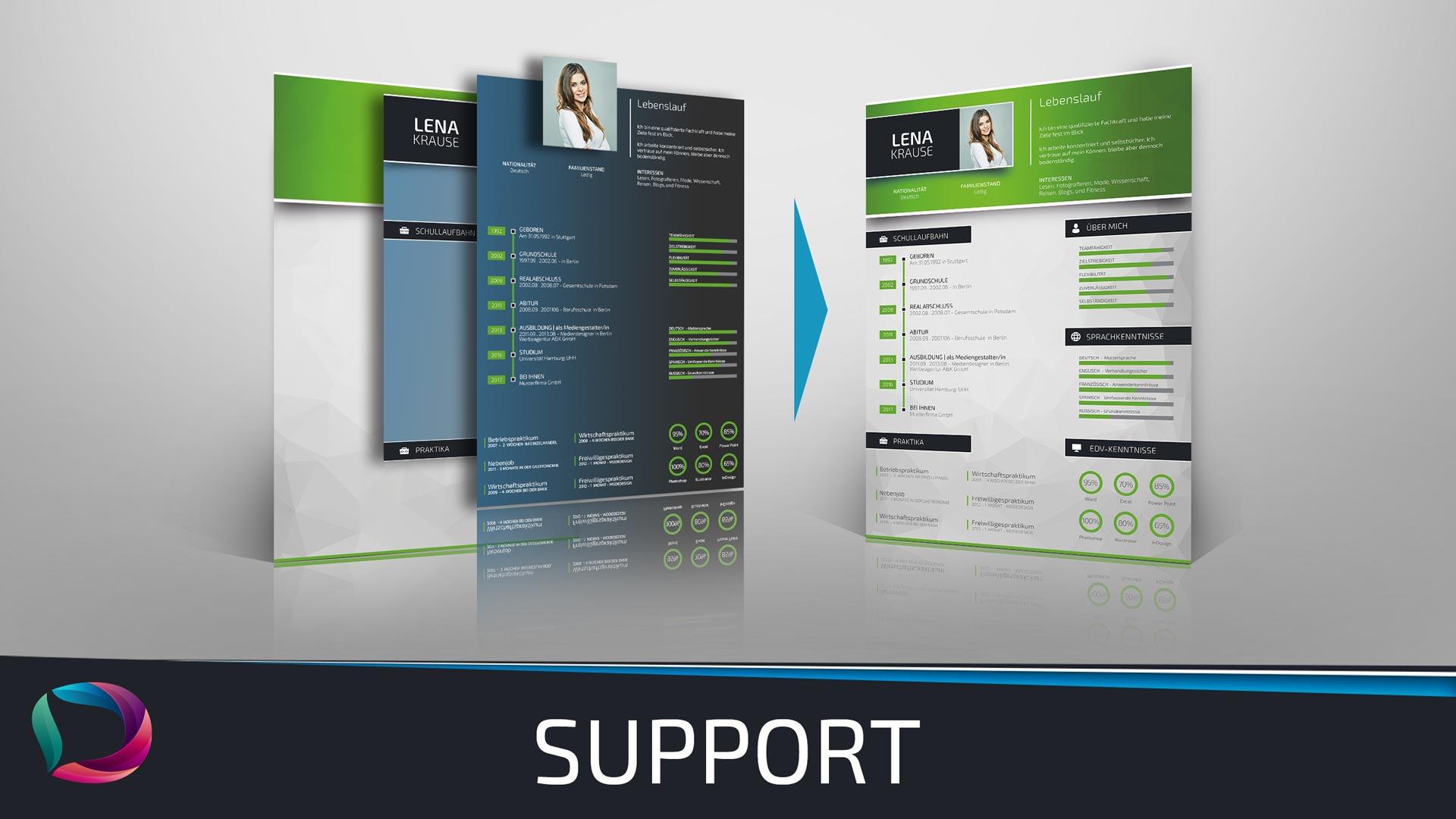 Support Bewerbung-TopDesign24