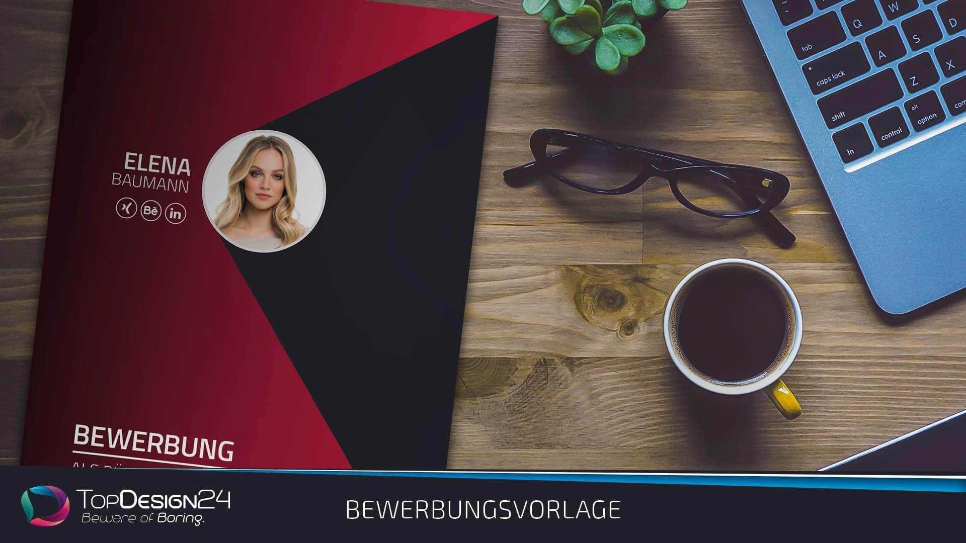 bewerbungs deckblatt 2018