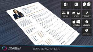 Bewerbungsvorlage pdf